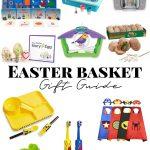 Fun Easter Basket Ideas For Boys + Girls