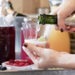 Simple & Fun Mimosa Bar