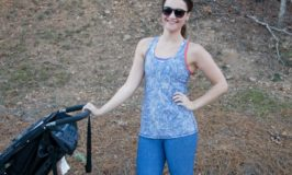 Fit Chic: Benefits of Exercising with Baby + Athleisure Giveaway