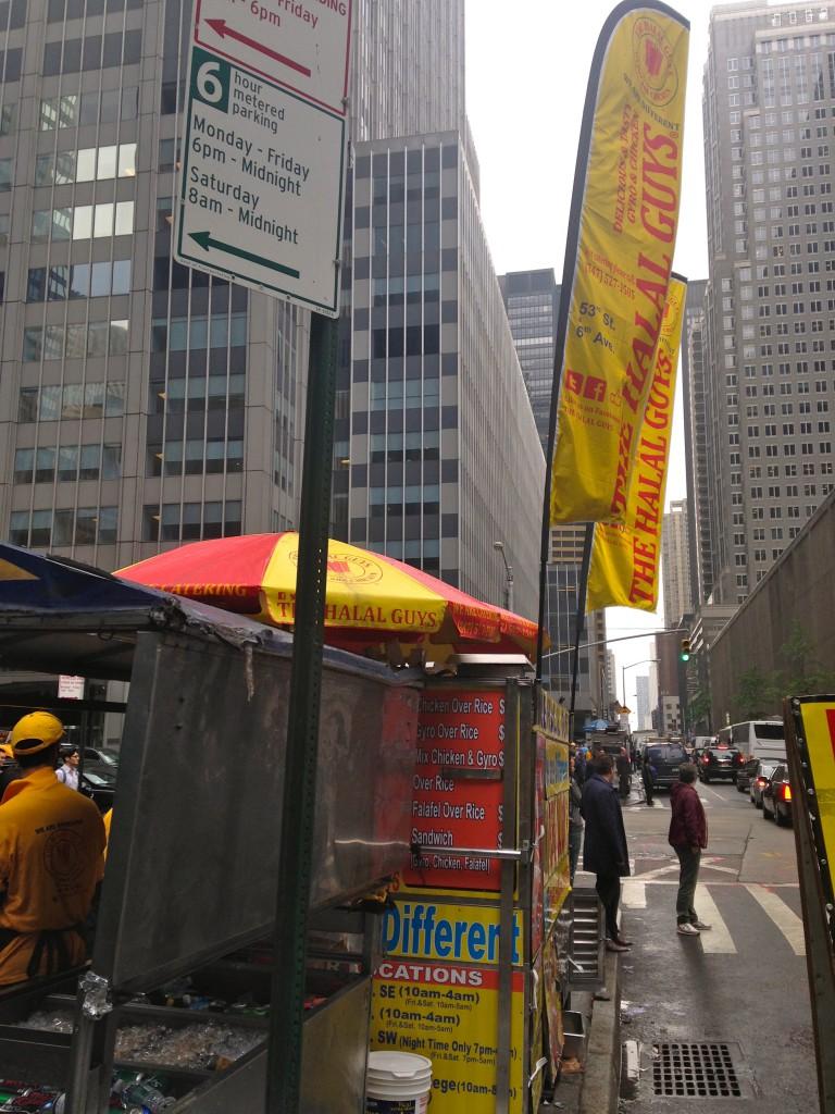 The Halal Guys NYC