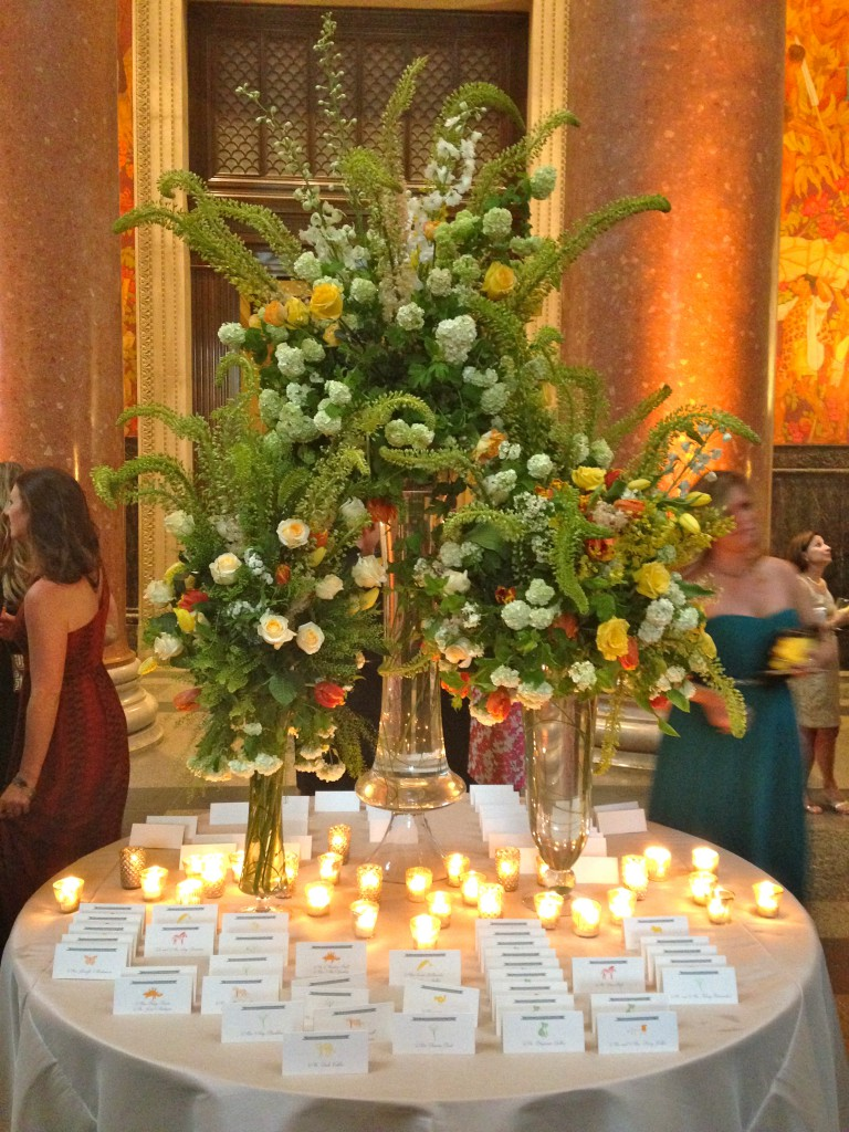 New York City Wedding Flowers