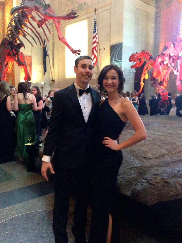 Museum of Natural History NYC Wedding