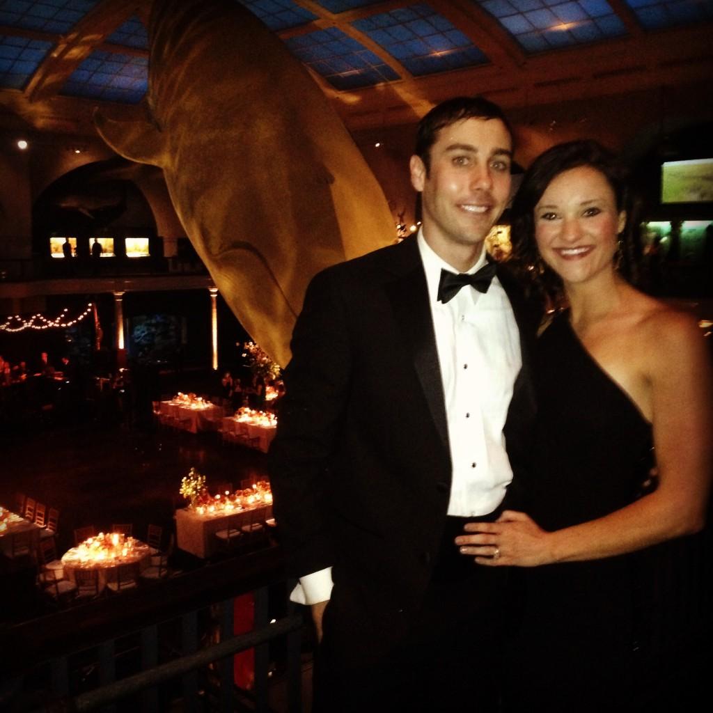 Wedding at Natural Museum of History NYC