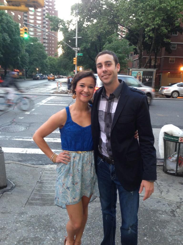 Eric and Heather NYC Wedding
