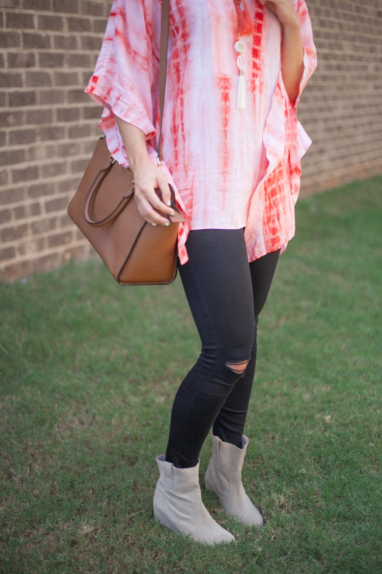Auburn Outfit Ideas: Orange Style Ideas for Auburn Game Day with Heather of My Life Well Loved