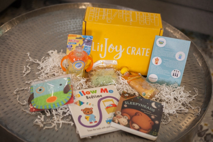 LitJoy Crate on My Life Well Loved   Baby and Toddler Gift Guide