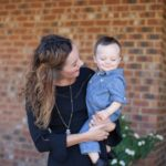 Boy Mom Style: Winter Little Black Dress