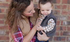 Littles Style: Mom and Baby Fall Style + Giveaway