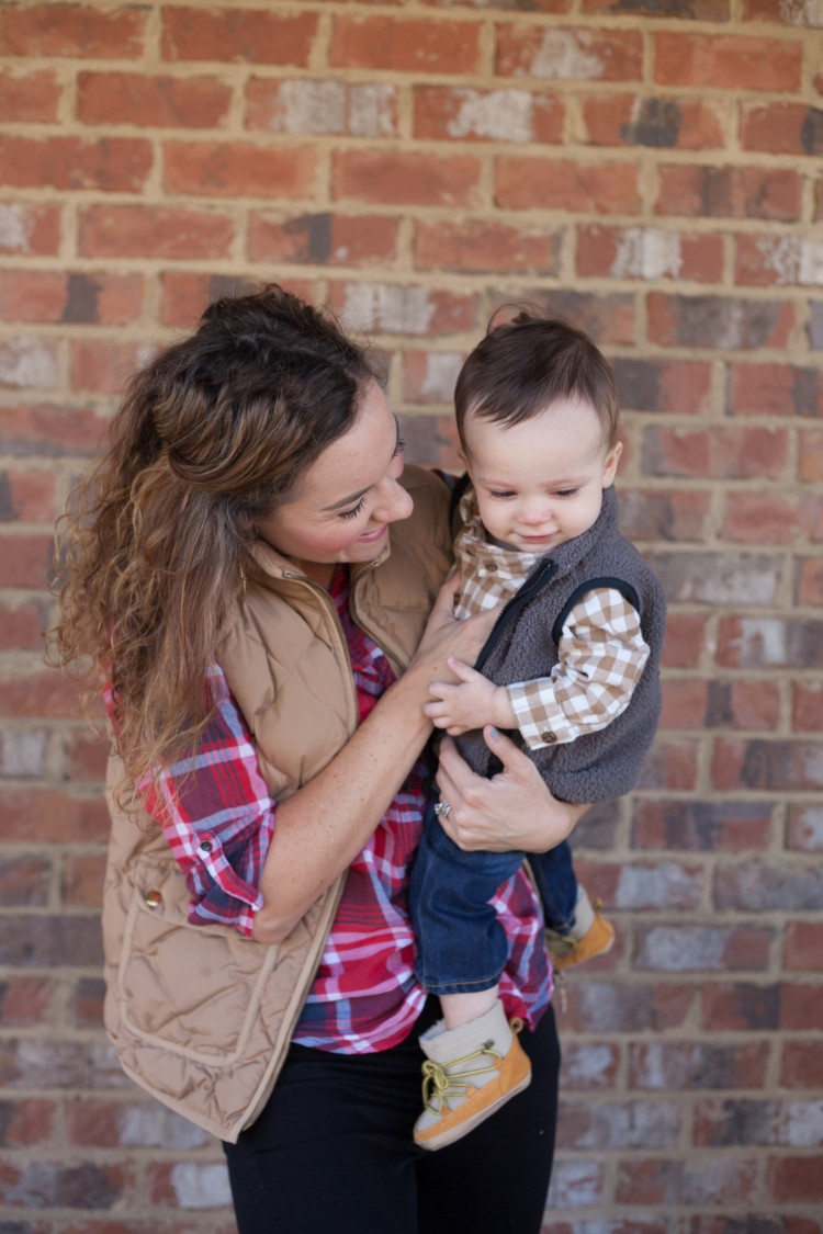 spesso Mom and Baby Fall Style WE23