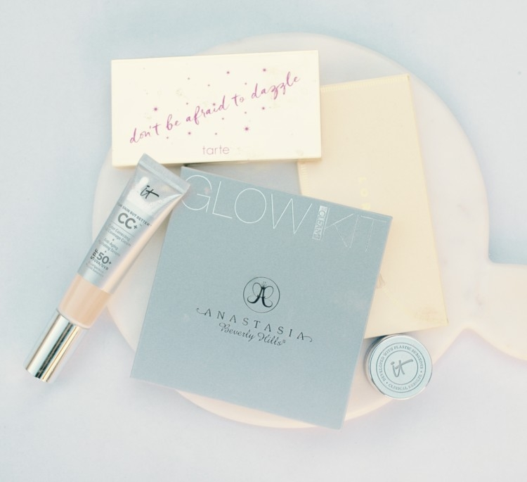 Summer Glow Beauty Look from Heather of MyLifeWellLoved.com // summer beauty // summer glow tips