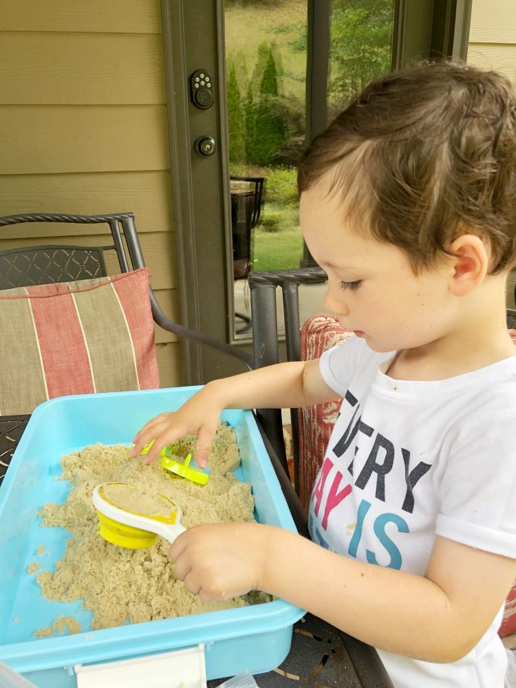 Toddler Sensory Activities You Can Do TODAY by Alabama Life + Style blogger, Heather Brown // My Life Well Loved