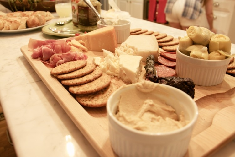 Cheese Board Ideas: Things to see and do in Atlanta, Ga with a family // Roswell, GA road trip in a Camry for a family from Heather Brown of MyLifeWellLoved.com