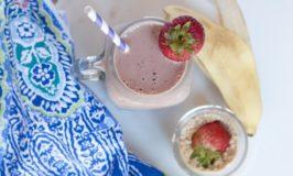 Chocolate Milk Recovery Smoothie