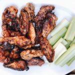 Eric's Honey BBQ Wings Recipe