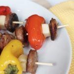 Healthy and Oh-So-Delicious Chicken Kabobs Recipe