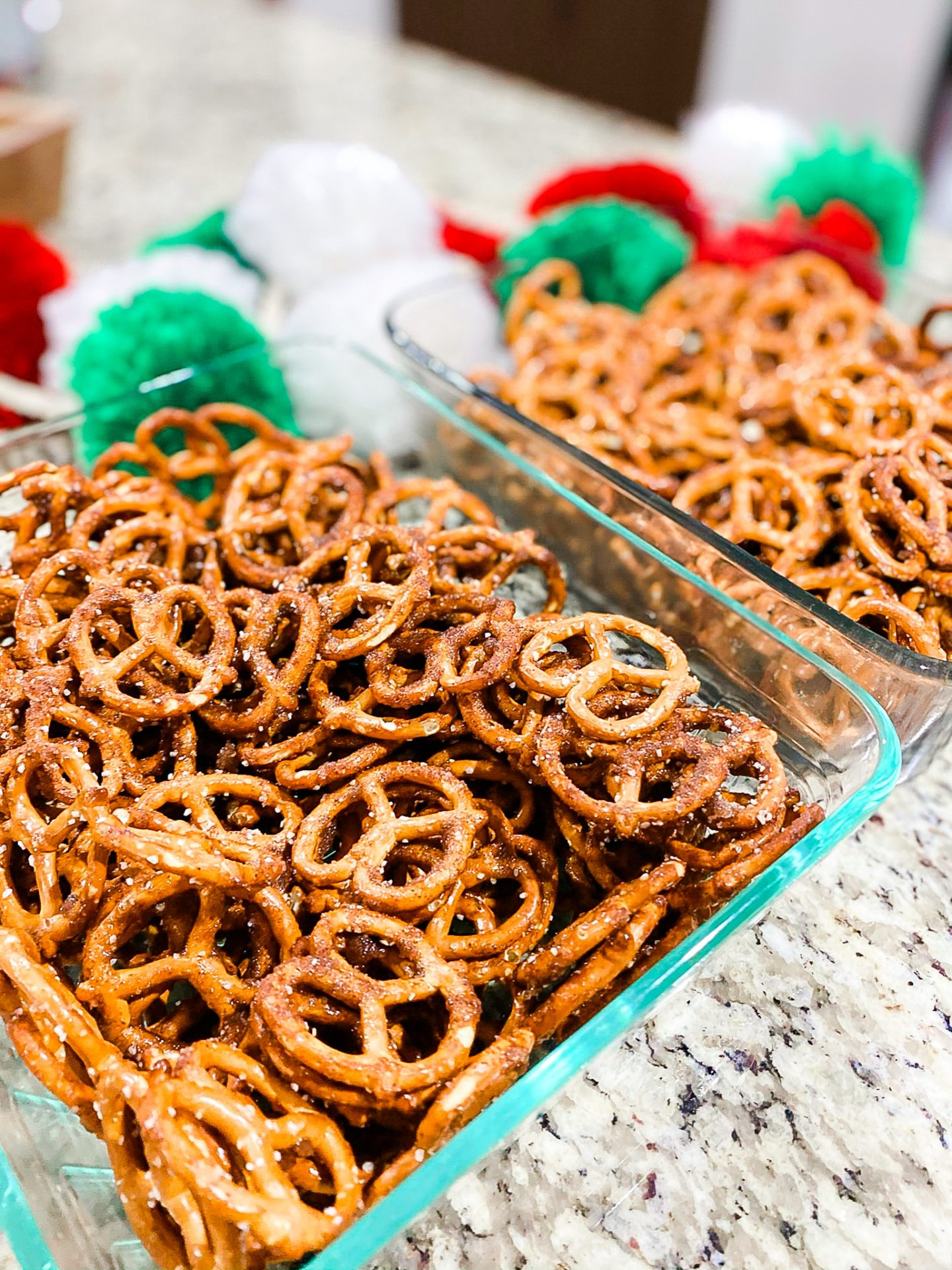 Cinnamon Sugar Pretzels by Alabama Life + Style blogger, Heather Brown // My Life Well Loved