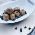 Holiday Honey Hustle Week 1: Peanut Butter Balls Recipe & Plank Challenge