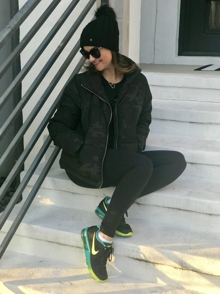 Zella Leggings / WInter athleisure Wear