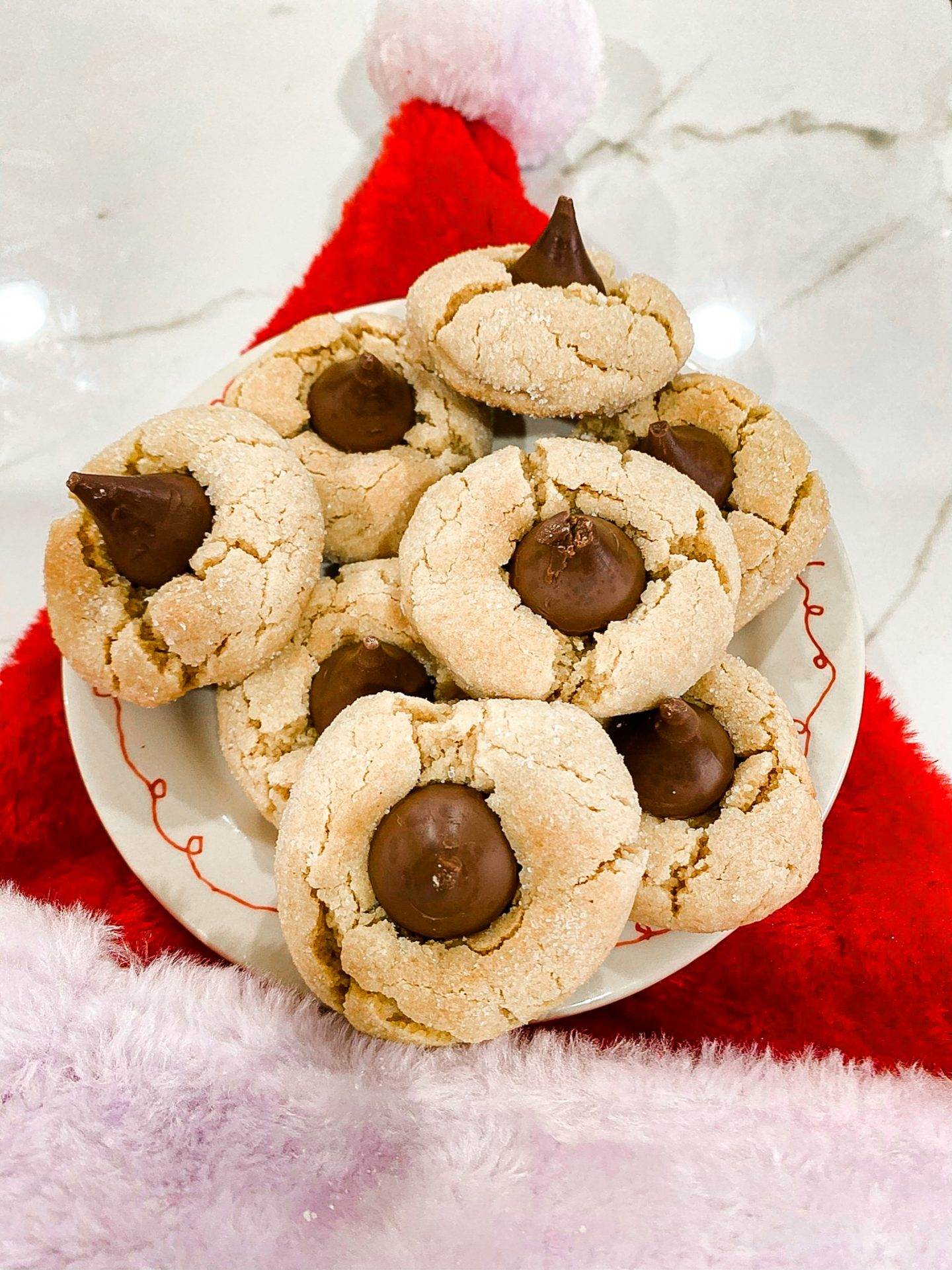 Peanut Butter Blossoms by Alabama Family + Food blogger, Heather Brown // My Life Well Loved