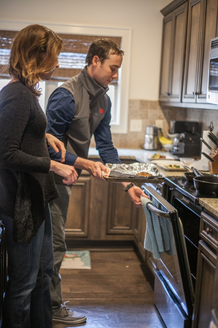 Couples Cooking: 80Fresh Paleo Meals from Heather of MyLifeWellLoved.com // 80Fresh Meal Review // Paleo Meal Ideas