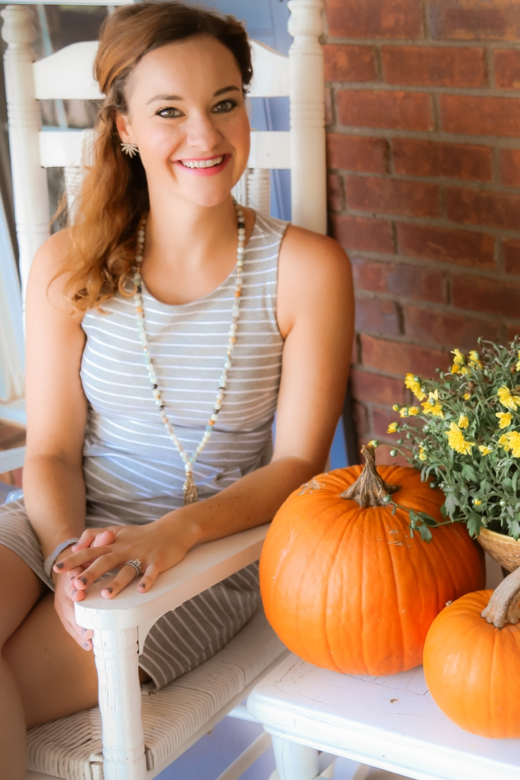 Heather Brown of My Life Well Loved Fall Fashion