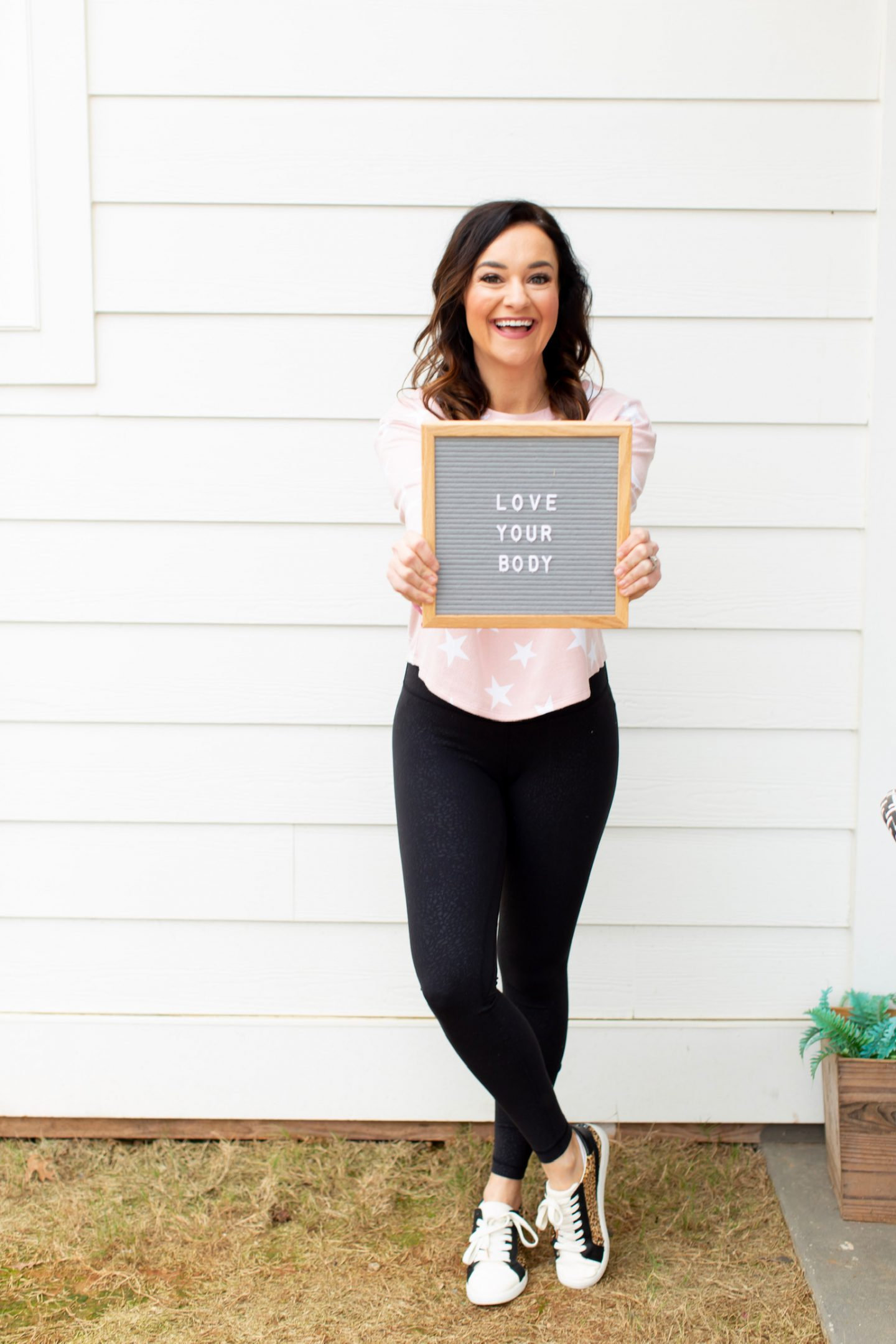 Love Your Body Challenge: 14 Days And 14 Ways To Love Our Bodies And Balance Self Care by Alabama Health + Wellness blogger, Heather Brown // My Life Well Loved