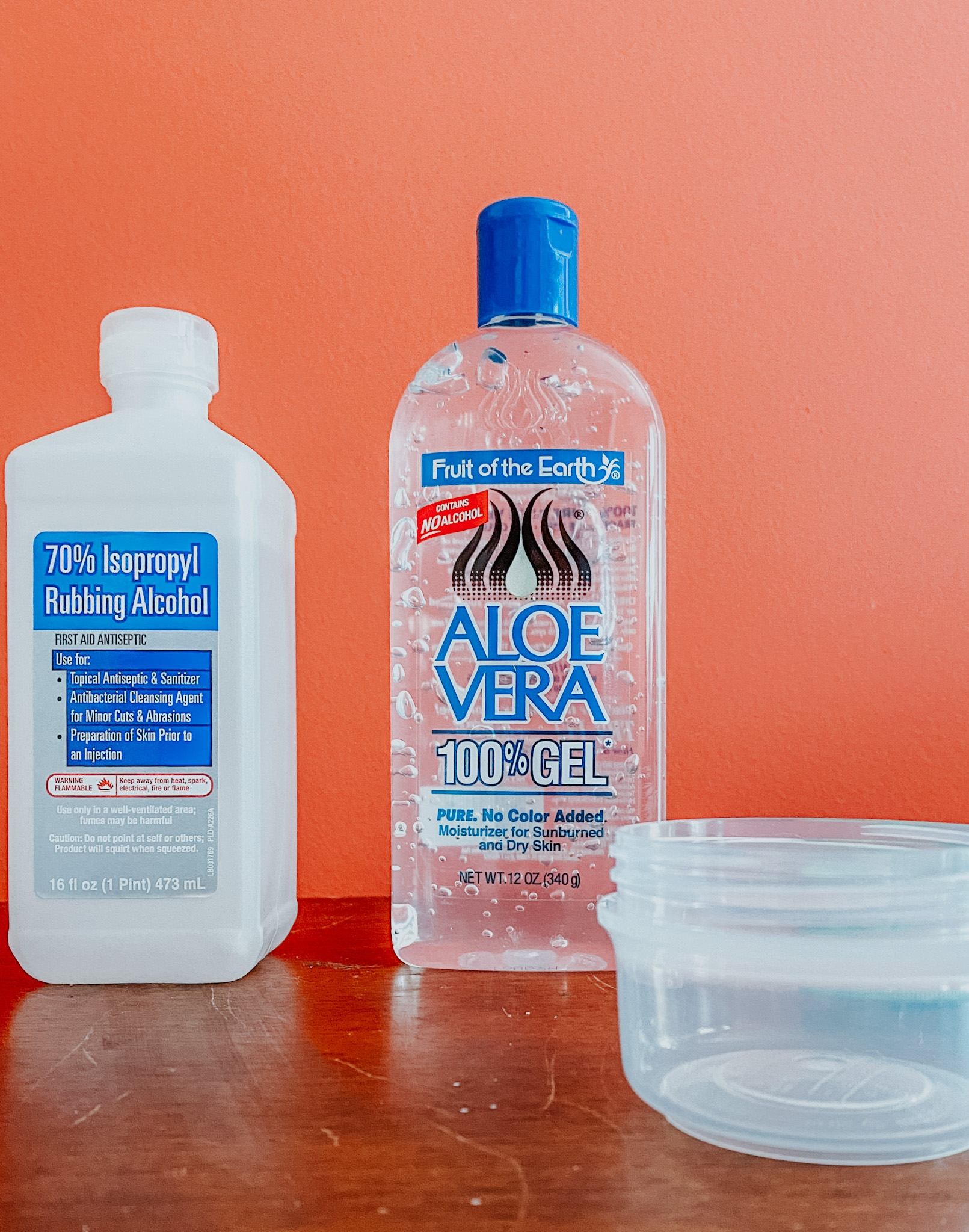 DIY Hand Sanitizer by Alabama Life + Style Blogger, Heather Brown // My Life Well Loved
