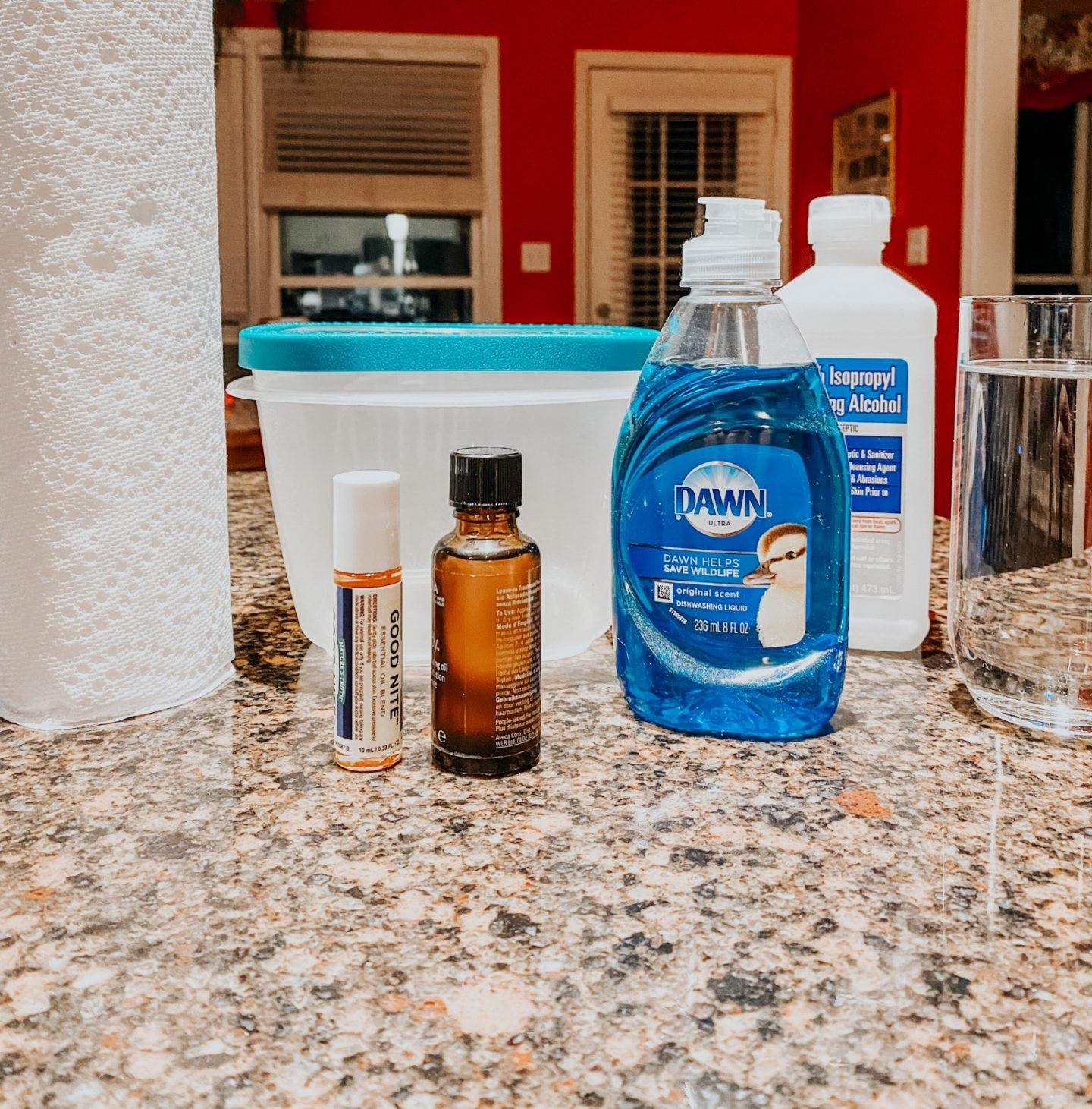 How To Make Homemade Antibacterial Wipes: A Quick Step By Step Tutorial by Alabama Life + Style Blogger, Heather Brown // My Life Well Loved