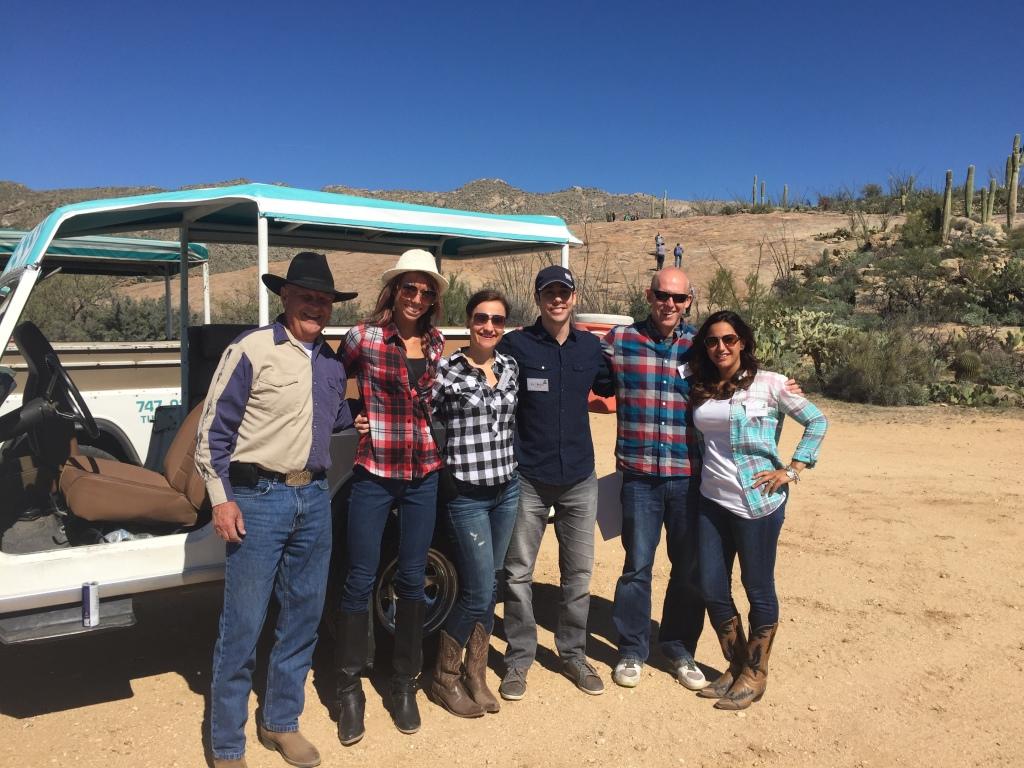 Tucson Arizona Jeep Tour