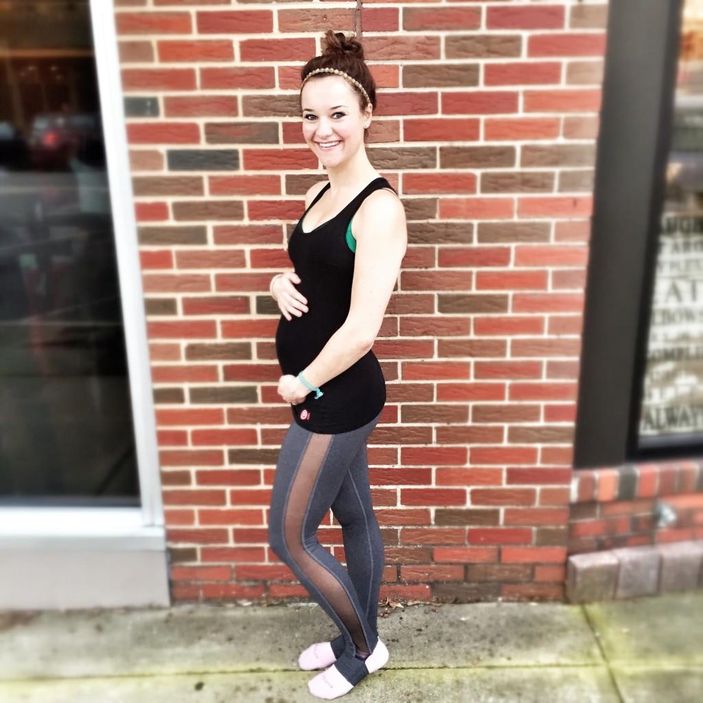 Pregnancy Week 16