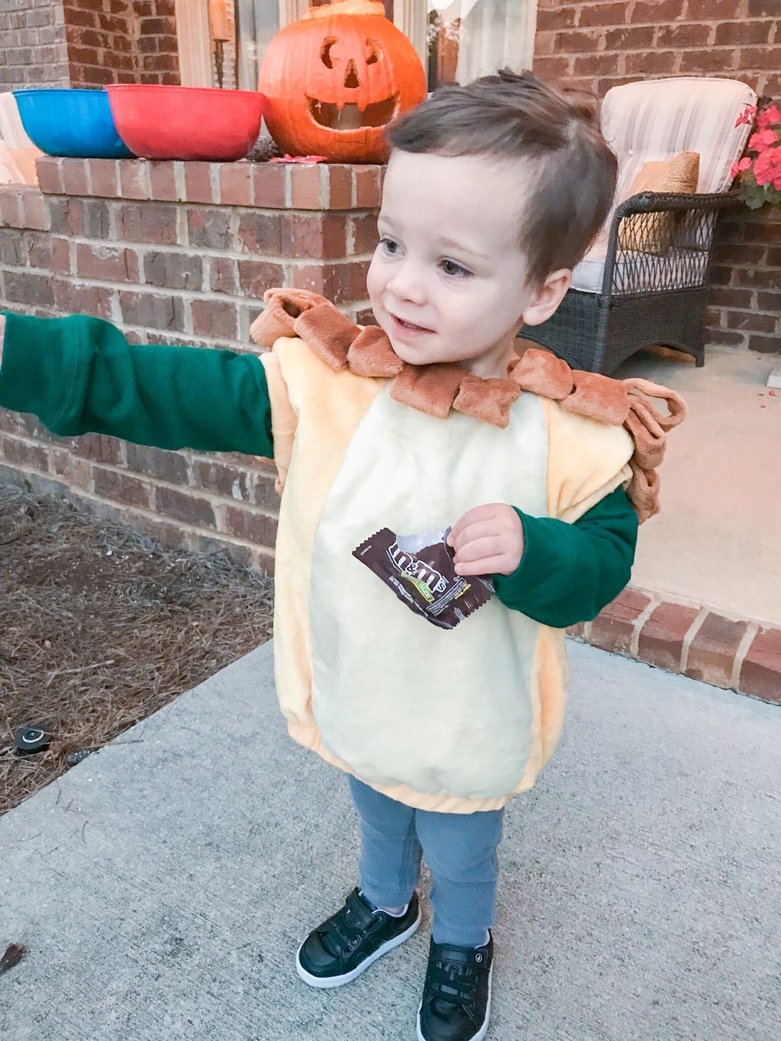 DIY Halloween Costume Ideas For Kids by Alabama Family + Lifestyle blogger, Heather Brown // My Life Well Loved
