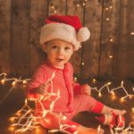 10 Pictures to Take with Your Baby at Christmas