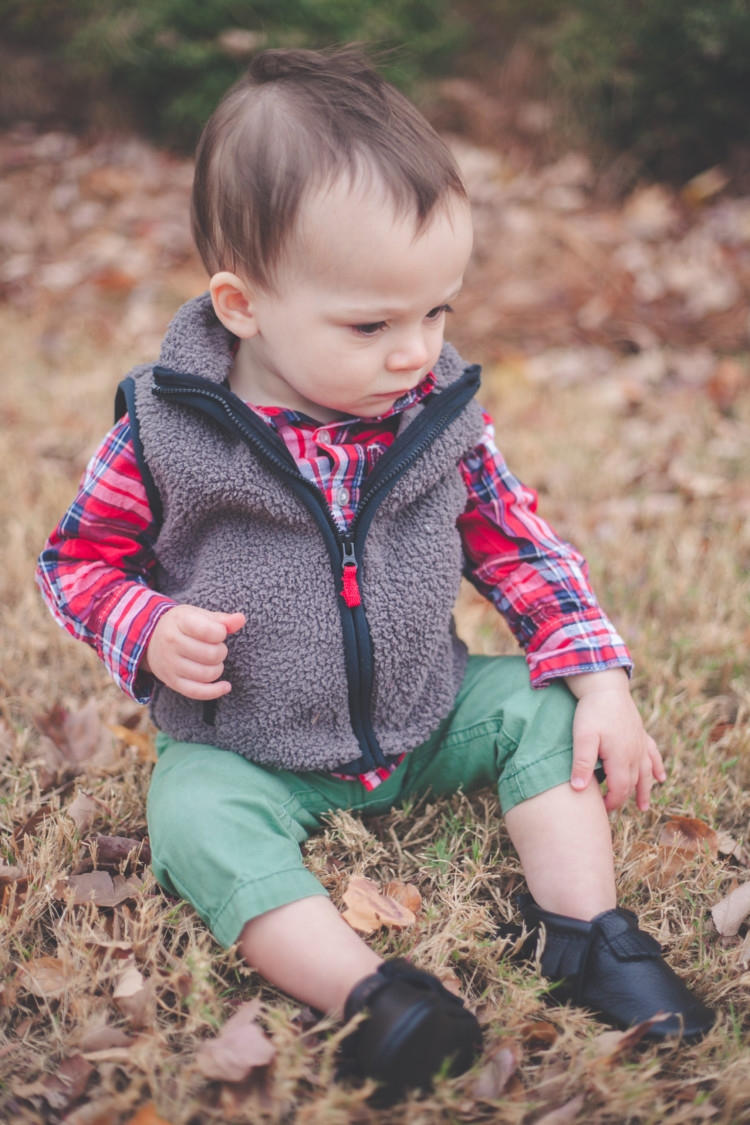Baby Boy Moccasins || Boots and Leggings Boy Mom Style || Littles Style: Mom and Toddler Boy style from Heather Brown of MyLifeWellLoved.com