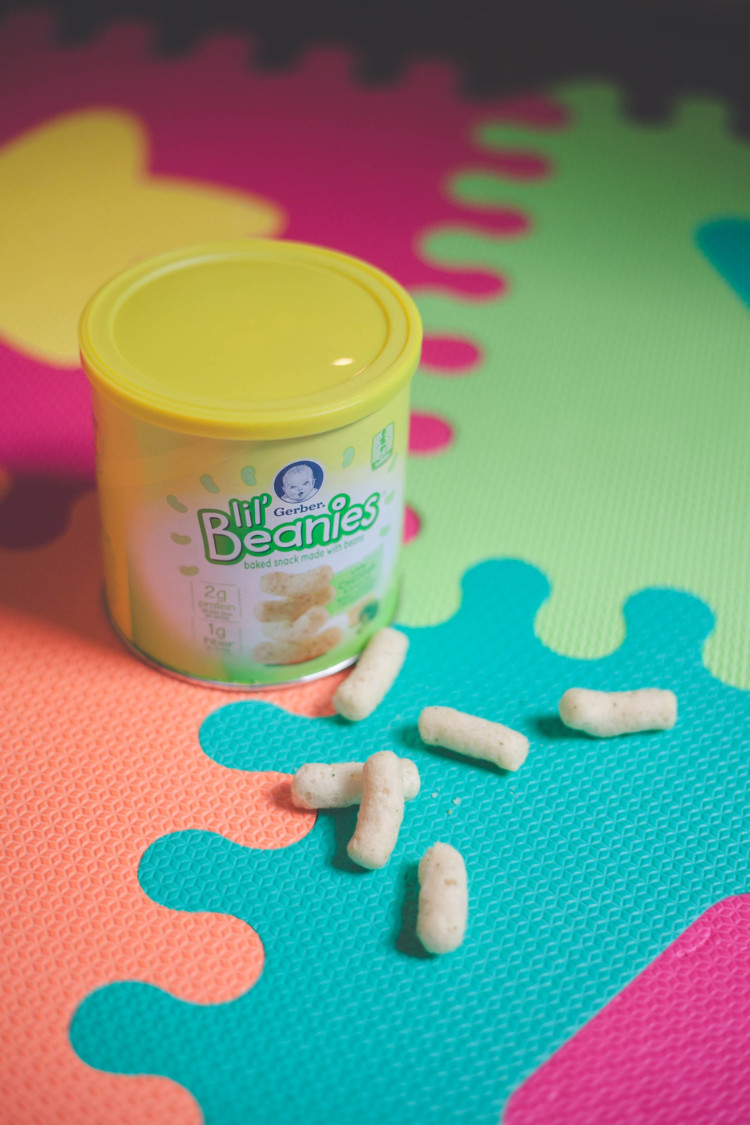 My Life Well Loved: Baby Snacks