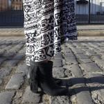 Cobalt Blue & Aztec (Fashion Post)