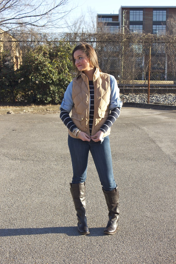 Ideas for Layering in the Winter