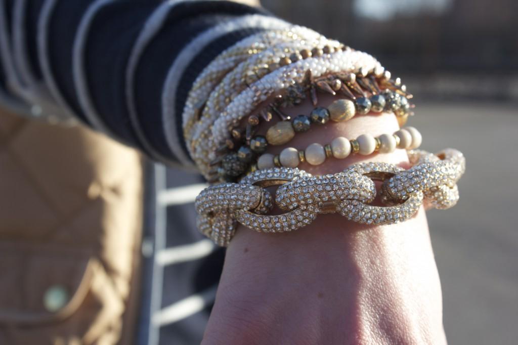 Fashion Post: Bracelet Stacks