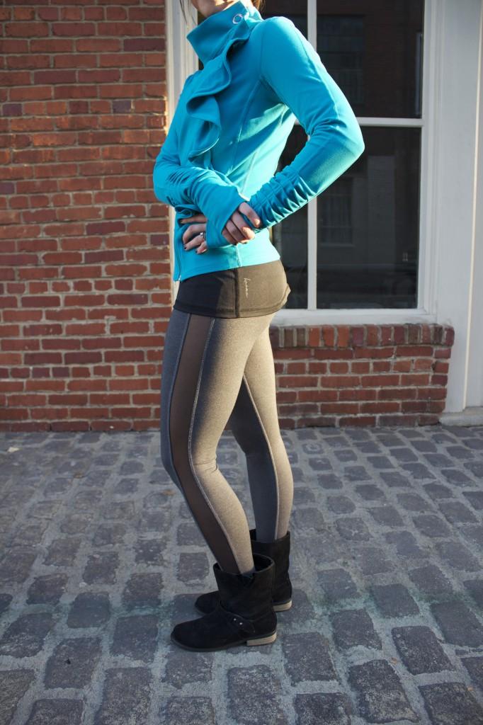 stylish workout clothes