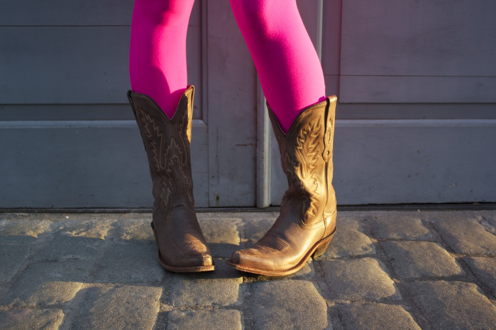 classic cowboy boots on my life well loved