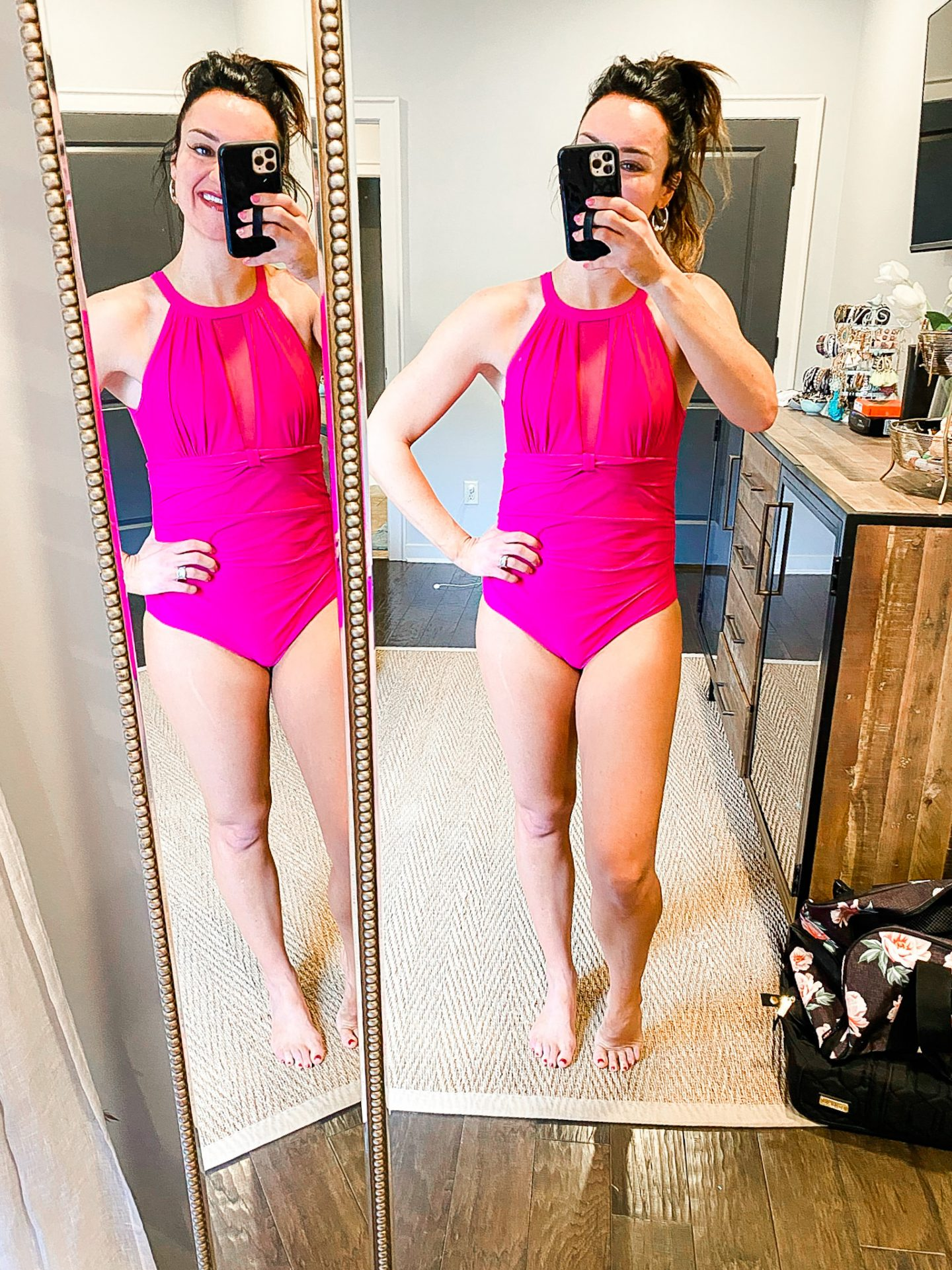 Amazon Favorites: The Best Swimsuits For Moms by Alabama Style + Mommy blogger, Heather Brown // My Life Well Loved