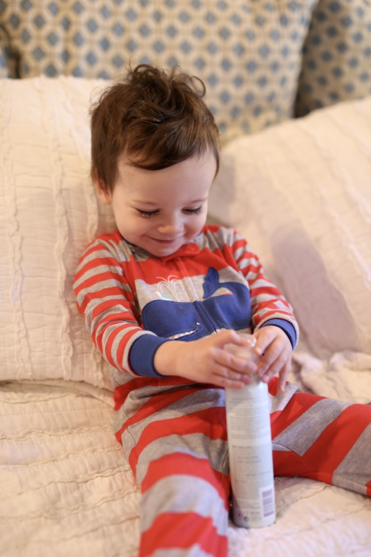 3 mistakes you're making with your dry shampoo from alabama blogger Heather of MyLifeWellLoved.com // baby boy and momma fashion //