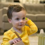 Leyton's Simple Second Birthday Party