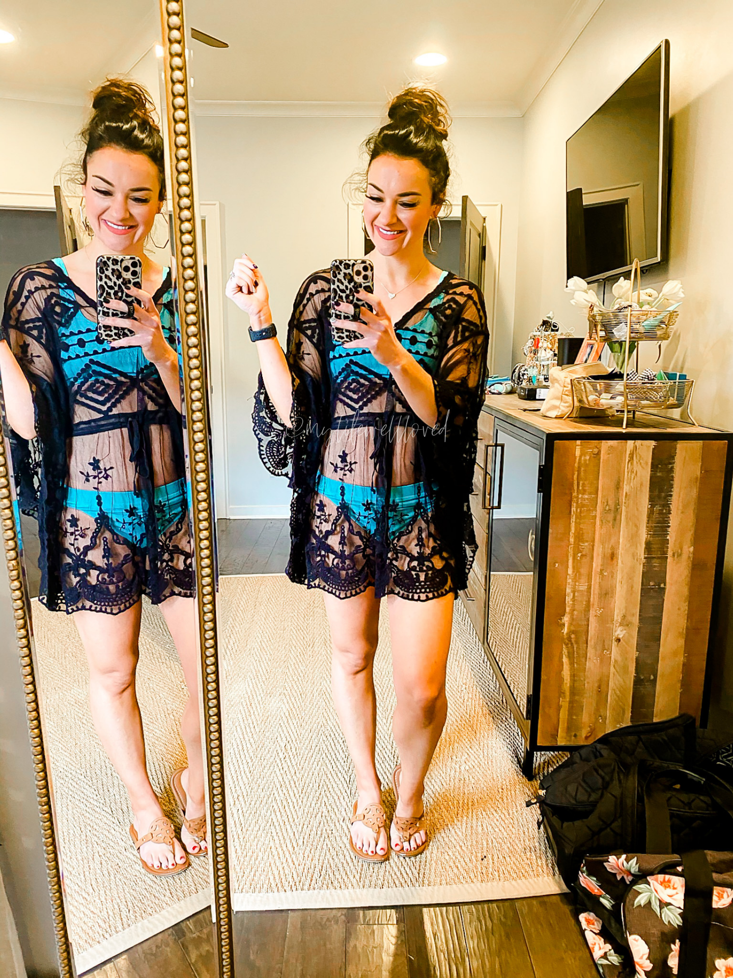 Best Mom Bathing Suits by Alabama Mommy + Fashion blogger, Heather Brown // My Life Well Loved