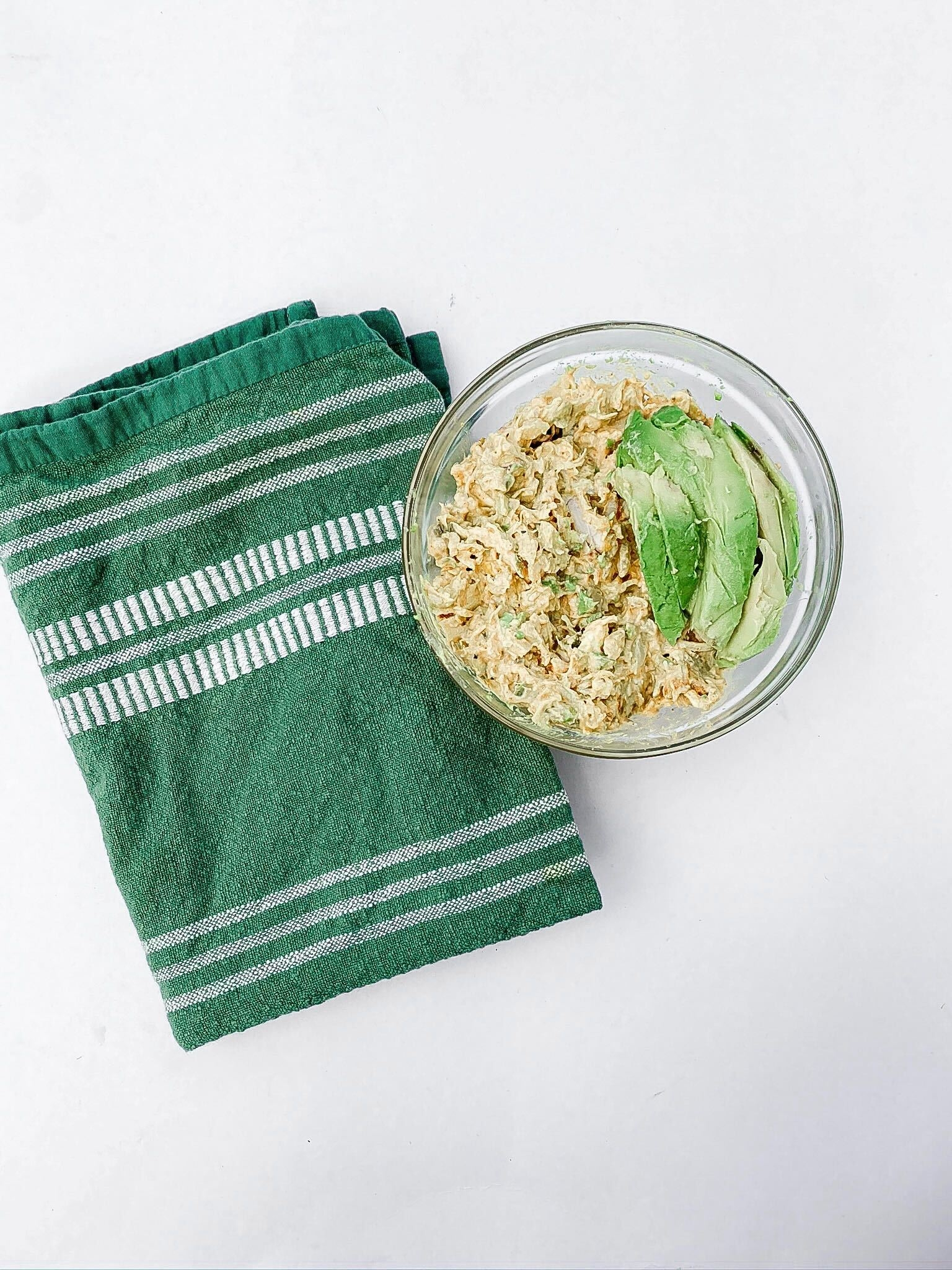 Curry Chicken Salad by Alabama Food + Lifestyle blogger, Heater Brown // My Life Well Loved