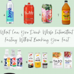 16 Best Drinks For Intermittent Fasting That Won't Break Your Fast
