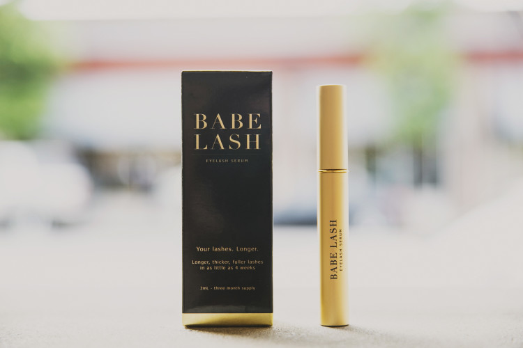 Beauty Bits Babe Lash My Life Well Loved
