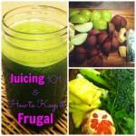 Healthy Challenge: Juicing