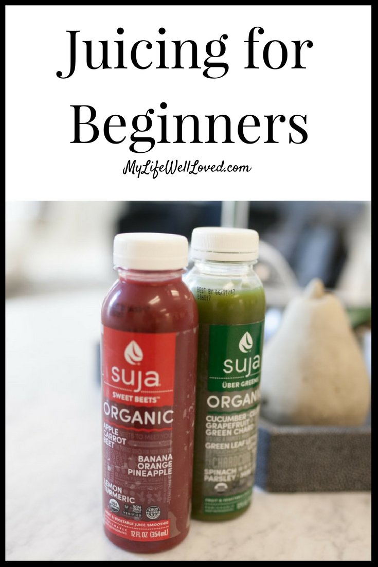 Juicing: Benefits, FAQ, how to juice, what to juice and more from Heather Brown of MyLifeWellLoved.com // Green Juice