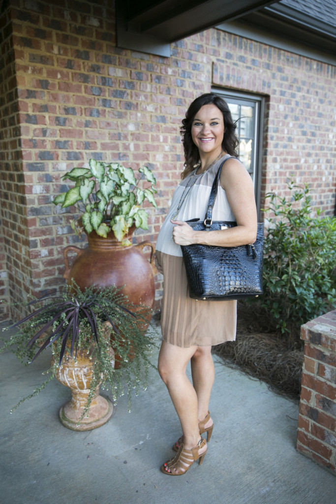 Bump Style to help you still look put together during those final months of pregnancy