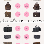 The Best Louis Vuitton Lookalikes For LESS!